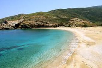 Spiaggia Chrissi Ammos Andros