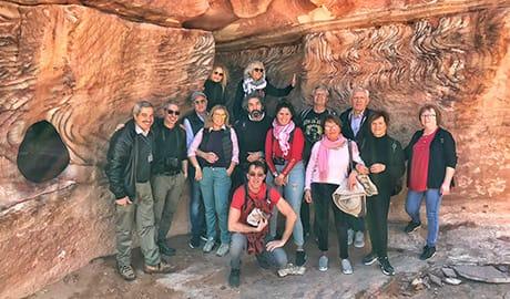testimonianze viaggiatori giordania arche travel