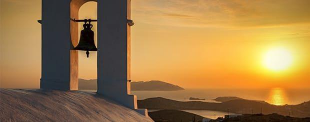 mini tour isole greche - mini tour isole cicladi ios santorini