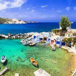 mini tour isole greche - mini tour isole cicladi milos santorini