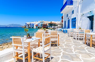 mini tour isole greche - mini tour isole cicladi mykonos paros