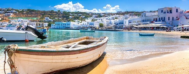 mini tour isole greche - mini tour isole cicladi mykonos naxos
