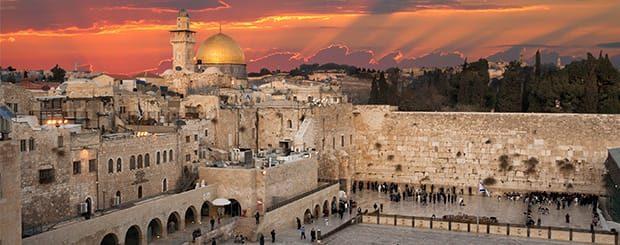 viaggio israele capodanno in israele e giordania