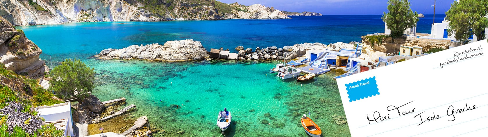 mini tour isole greche 7 giorni - Arché Travel - Tour Operator Grecia