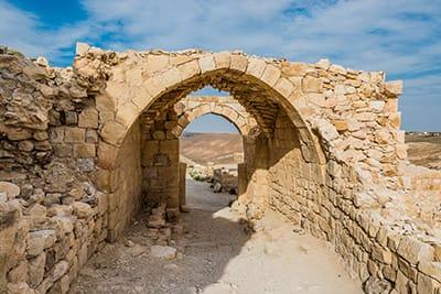 Castello di Shobak Giordania