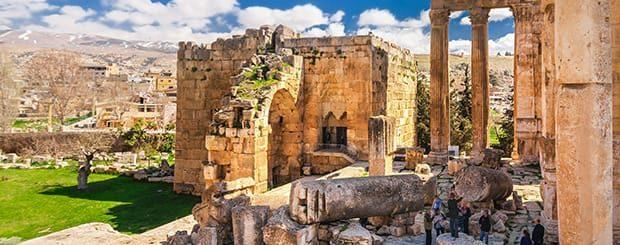 mini tour libano 2020 viaggio libano