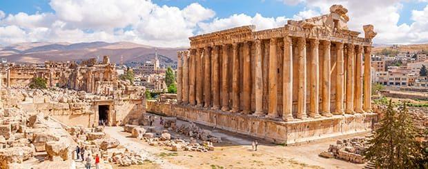 gran tour libano di gruppo