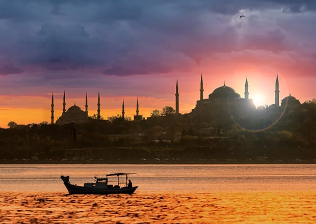 documenti per entrare in turchia 2020