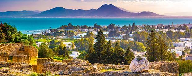 gran tour tunisia viaggio