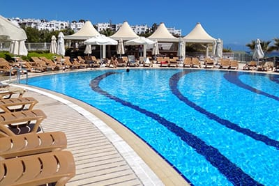 Piscina Armonia Holiday Village Resort Bodrum