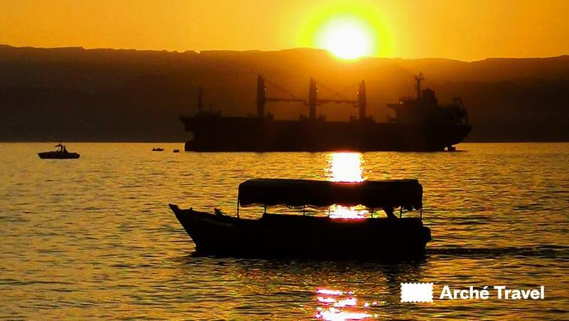Aqaba Mar Rosso