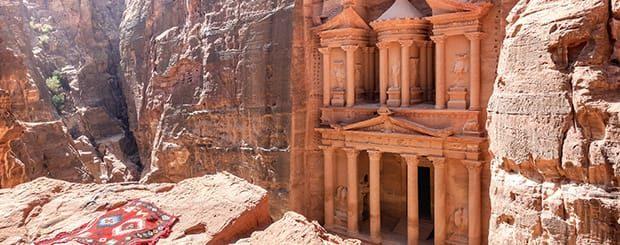 storia giordania in breve