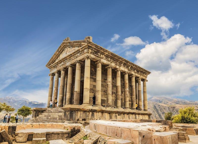 Il tempio di Garni Armenia cosa vedere