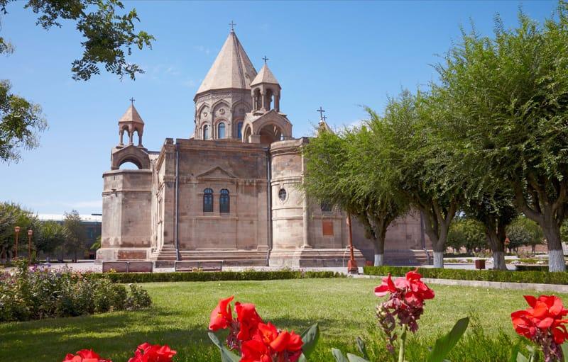 La cattedrale di Echmiadzin Armenia cosa vedere