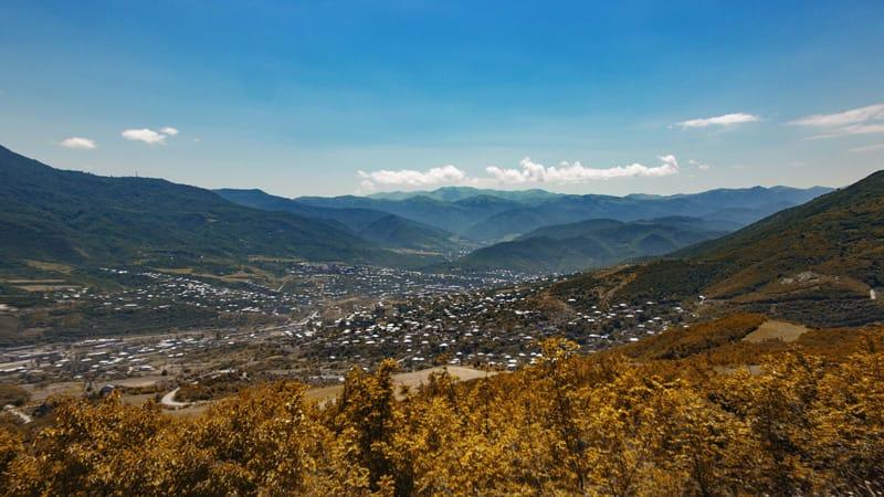 Il Parco Nazionale di Dilijan - Cosa ce da vedere in Armenia