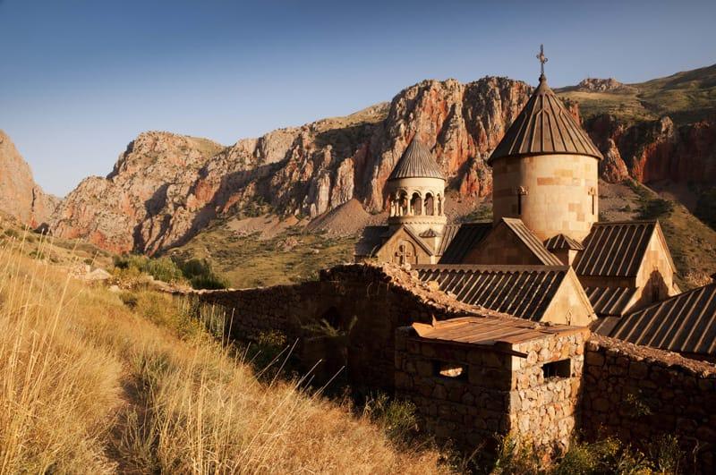 Il monastero di Noravank
