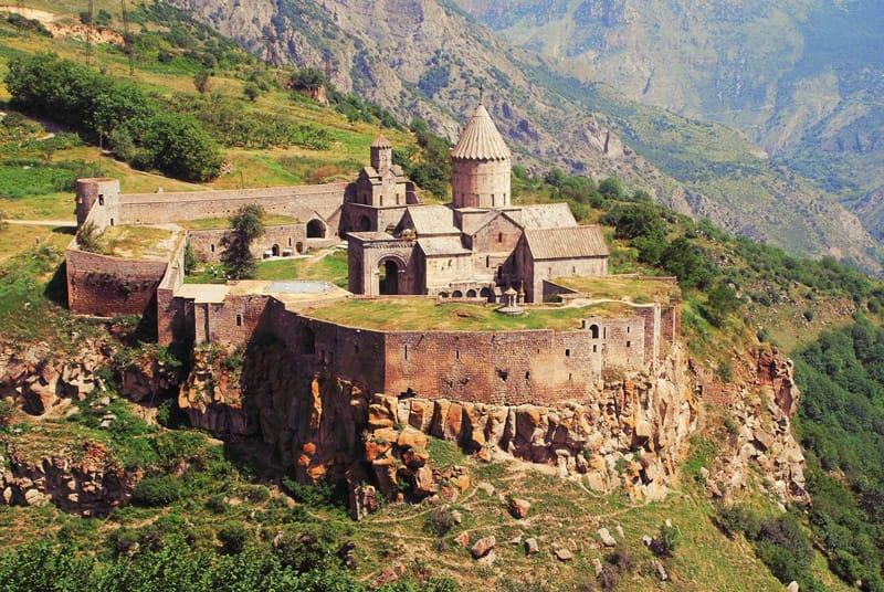 Il Monastero di Tatev