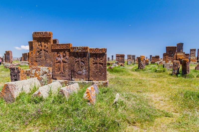 Il cimitero di Noraduz