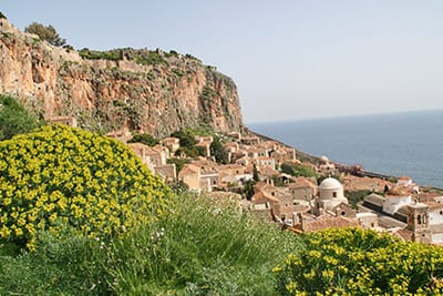 Monemvasia - Fly and Drive Peloponneso