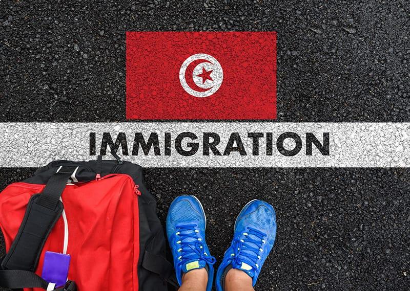 visto tunisia documenti