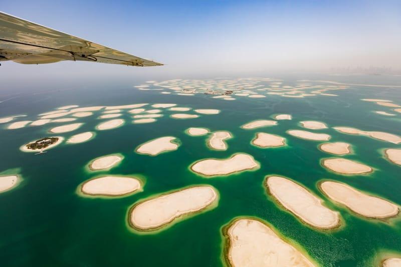 L'arcipelago the word Emirati arabi cosa vedere
