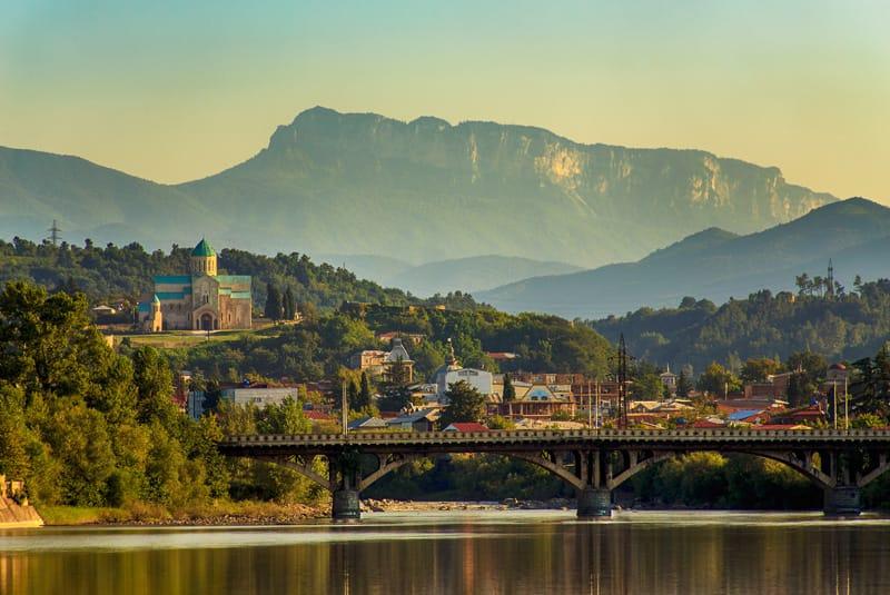 Kutaisi - cosa vedere in georgia