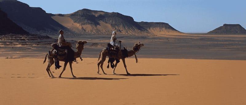 Lawrence d'Arabia Wadi Rum Giordania
