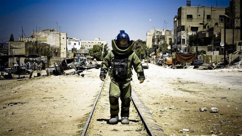 The Hurt Locker Amman - Film girati in Giordania