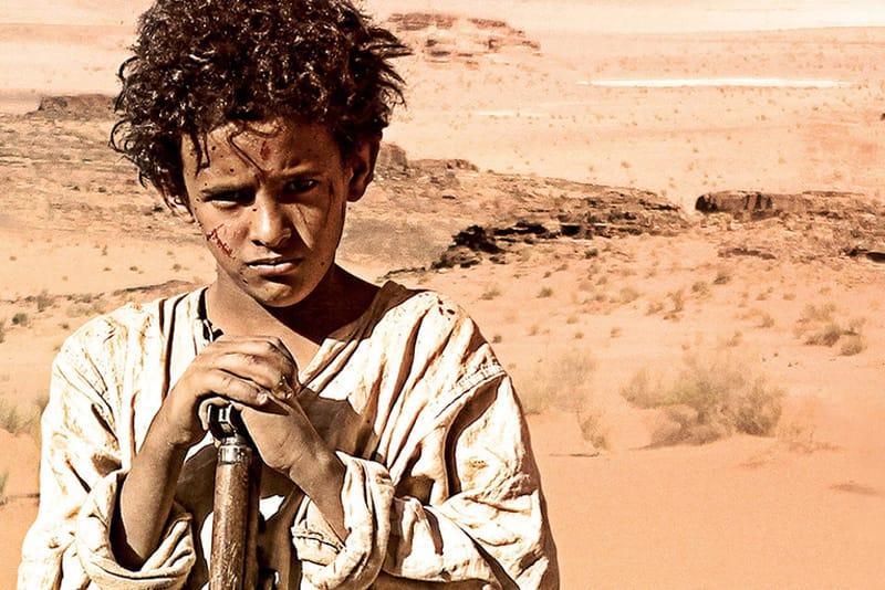 Theeb Deserto Wadi Rum - Film girati in Giordania