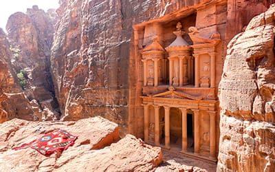 blog giordania guida viaggi giordania storia