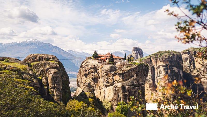 Monasteri Meteore cosa vedere Grecia