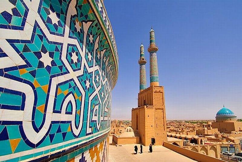 Yazd - cosa vedere in Iran