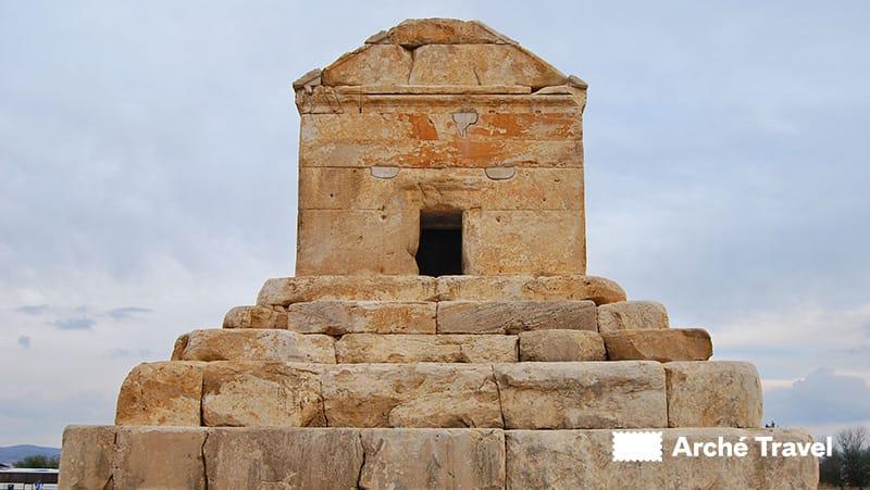 Tomba di Ciro il Grande, Iran cosa vedere
