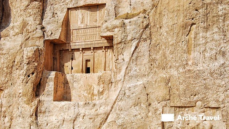 La necropoli di Naqsh-e Rostam