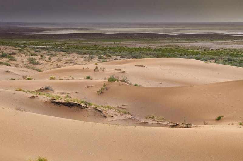 Deserto Maranjab Iran