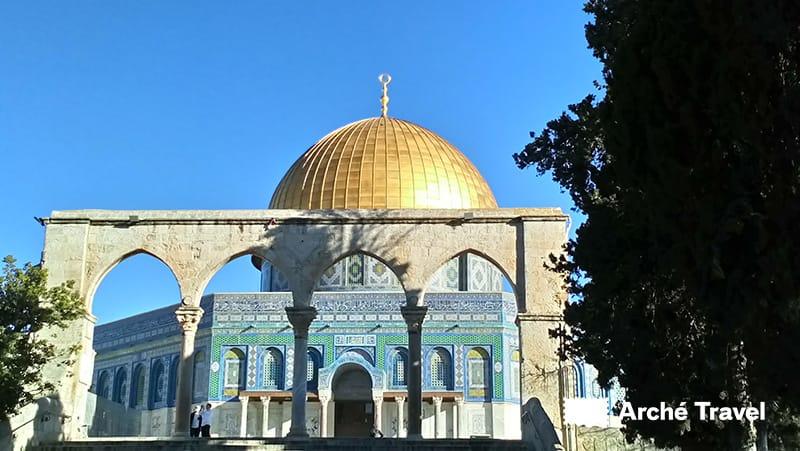 cupola della roccia Israele cosa vedere
