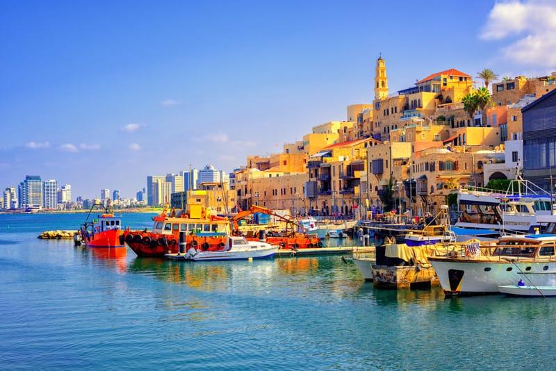 porto antico Tel Aviv