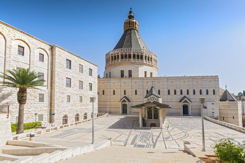 chiesa Annunciazione Nazareth