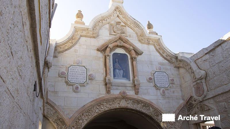 basilica della natività israele e palestina cosa vedere