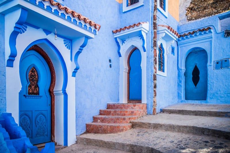 cosa vedere in marocco in 7 giorni - Chefchaouen