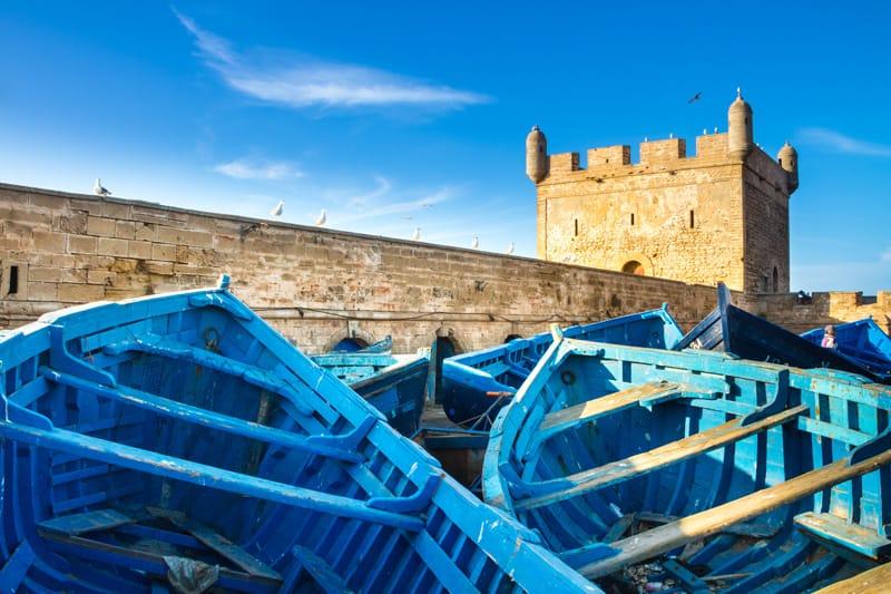 porto di Essaouira