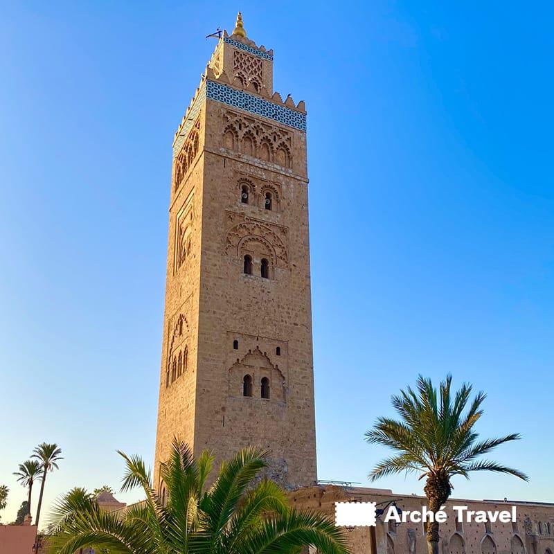 Minareto Koutoubia Marrakech