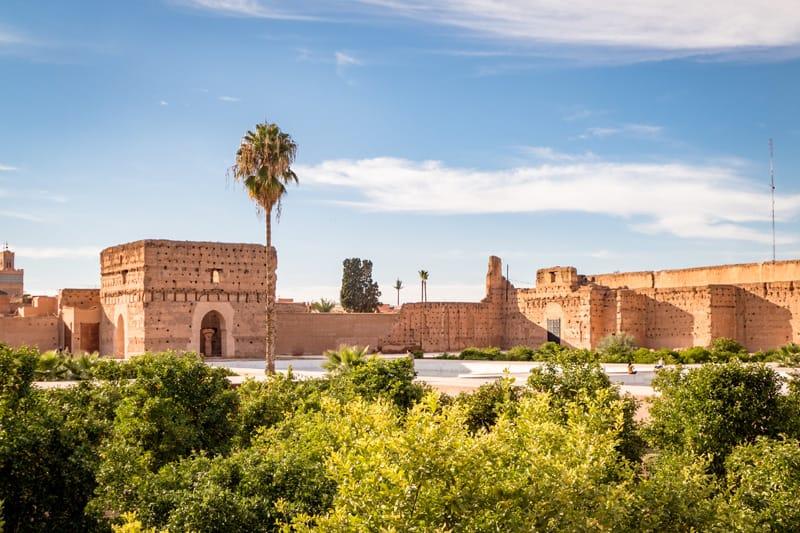 Palazzo El Badi - cosa vedere a marrakech in 3 giorni