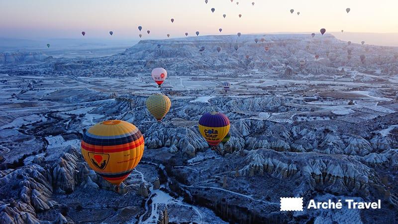 volo mongolfiera cappadocia
