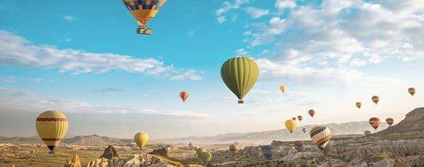 Mongolfiera in Cappadocia | Arché Travel Tour Operator