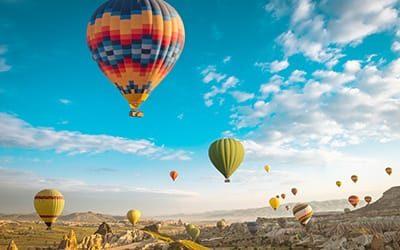blog turchia guida di viaggio cappadocia mongolfiera
