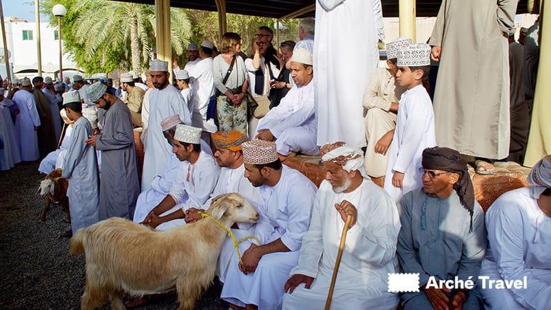 Mercato del Bestiame - Nizwa oman cosa vedere