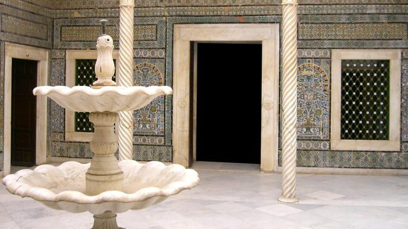 Il Palazzo del Bardo