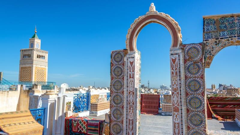 La moschea al-Zaytuna