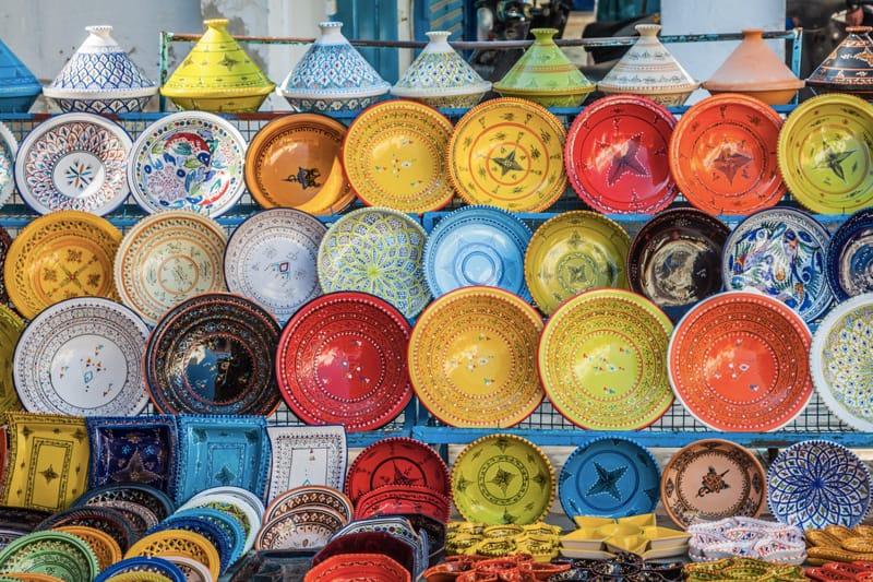 Scopri l'artigianato e tradizione sull'Isola di Djerba